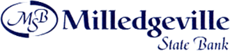 Milledgeville State Bank logo
